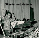 Skinnin' and Grinnin' Drum Solos by Billy Moore
