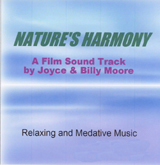 Relaxing music by Joyce and Billy Moore